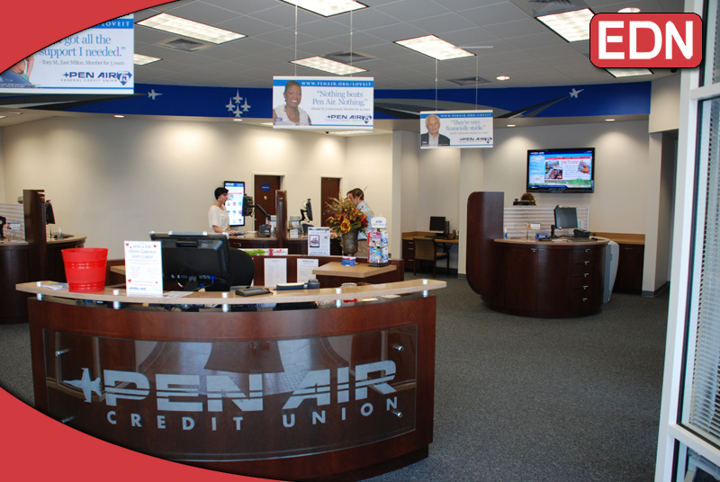 Digital Signage is a powerful tool in Banking and Credit Unions