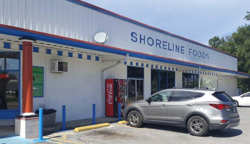 "Shoreline Int. Market<br><i class=""fa fa-television""></i> 1 Ad Screen"