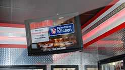 Digital Signage deployed at Circle K and other retail establishments