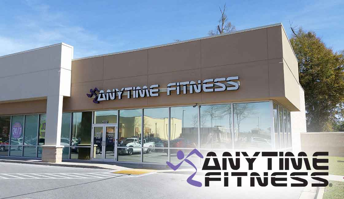 "Anytime Fitness Pace, FL<br><i class=""fa fa-television""></i> 1 Ad Screen"