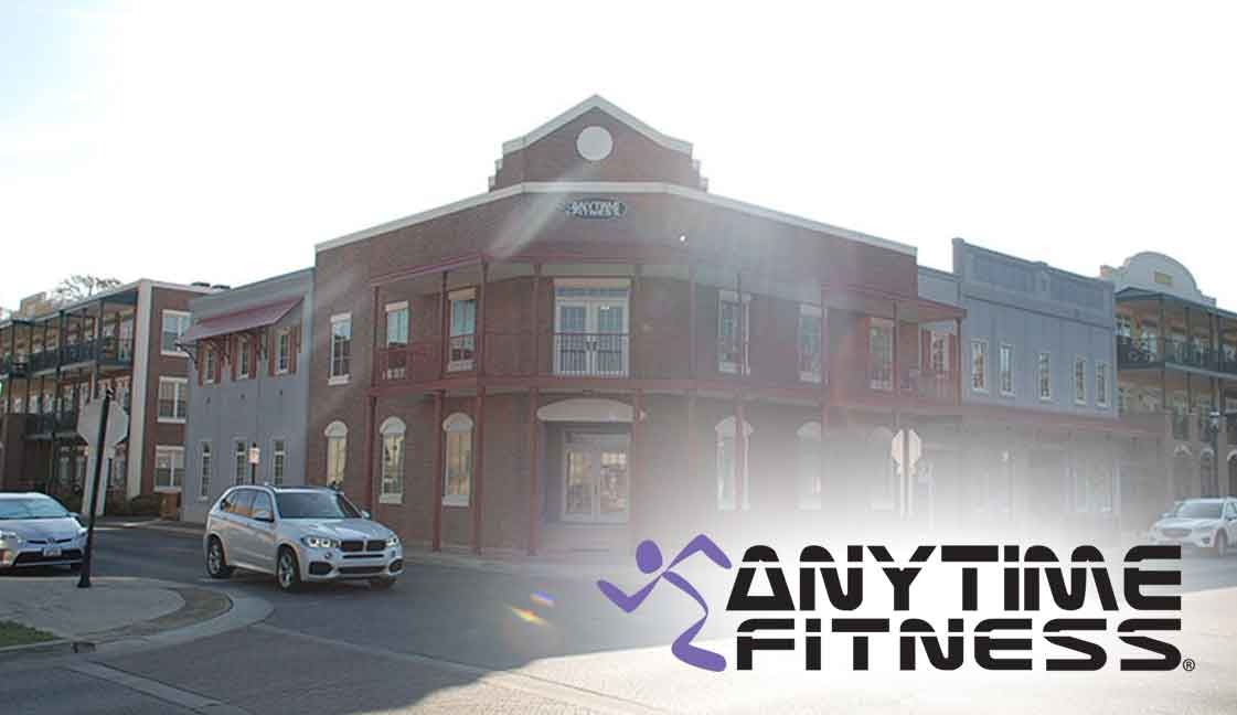 "Anytime Fitness Downtown Pensacola, FL<br><i class=""fa fa-television""></i> 1 Ad Screen"