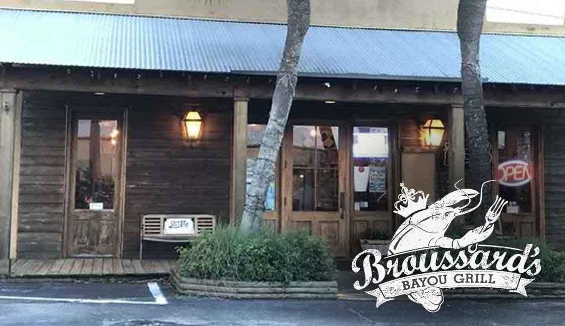 """Broussard's Cajun Cafe<br><i class=""""fa fa-television""""></i> 1 Ad Screen"""