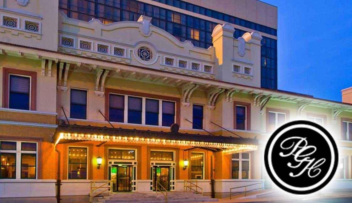 """Pensacola Grand Hotel<br><i class=""""fa fa-television""""></i> 1 Ad Screen"""