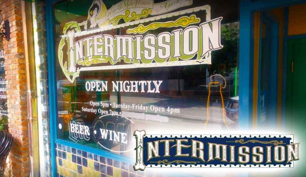"Intermission, FL<br><i class=""fa fa-television""></i> 1 Ad Screen"