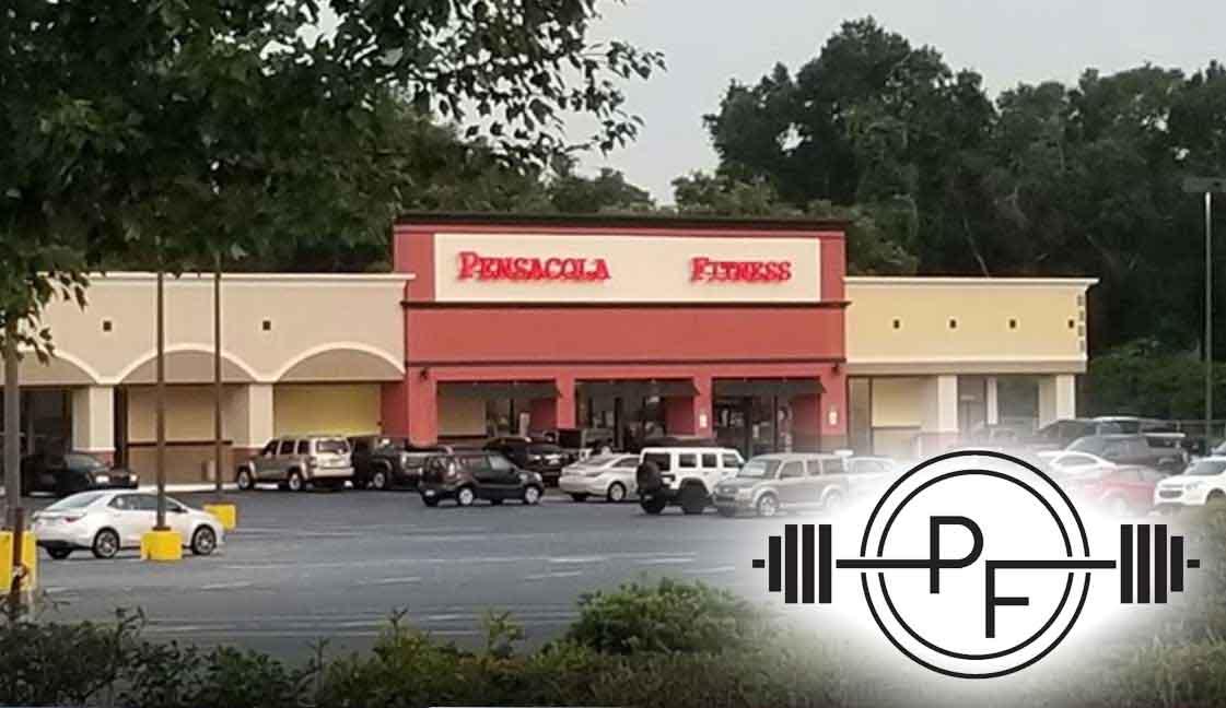 """Pensacola Fitness<br><i class=""""fa fa-television""""></i> 1 Ad Screen"""
