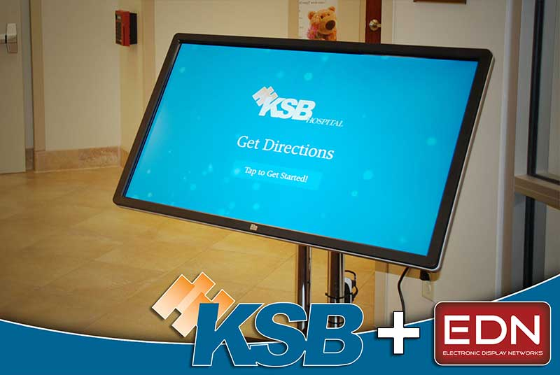 Digital Signage in entertainment, restaurant and bar.