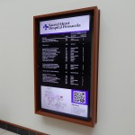 Digital Signage In Healthcare - Electronic Display Networks