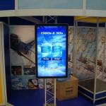 Digital Signage - Pensacola Blue Angels - Electronic Display Networks